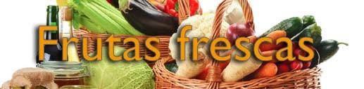 Frutas frescas
