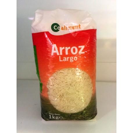 Arroz Coaliment Largo 1kg