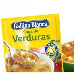 Sopa Verduras Gallina Blanca