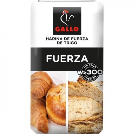 Harina Gallo Furerza 1kg