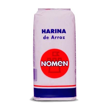 Harina de Arroz Nomen 250g