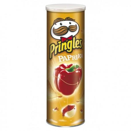 Patatas Fritas Pringles Papikra 165grs