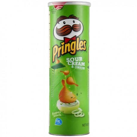 Patatas Fritas Pringles Sour Cream&Onion 165grs