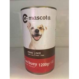 Comida para perros Coaliment Buey Lata 1,2 kg