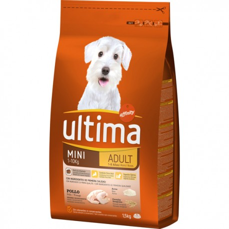 Affinity Ultima Dog mini Adult 1,5k