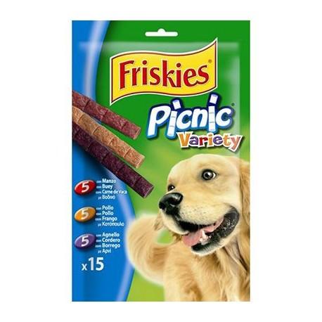 Sticks Picnic para perros 15u.