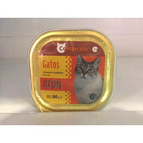 Comida para gatos Atún 100gr
