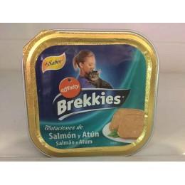 Brekkies Excel Gatos Salmón y Atún
