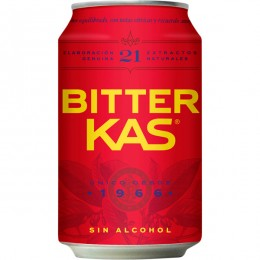 Bitter Kas Lata Sin alcohol 33cl