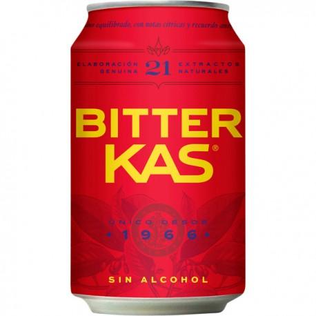 Bitter Kas Lata Sin alcohol 33cl