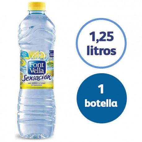 Fontvella Sensación Limón 1,25l