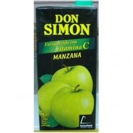 Zumo Manzana Don Simón 1l