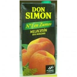 Zumo Melocotón Don Simón 1l