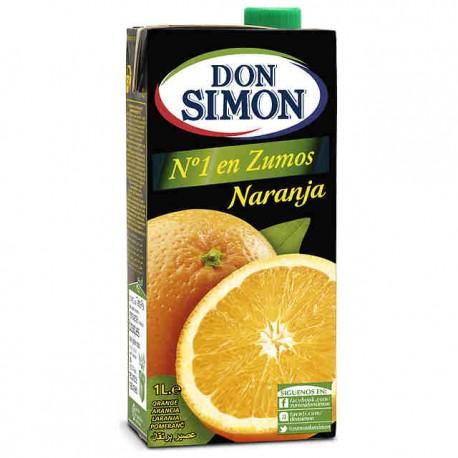 Zumo Naranja Don Simón 1l