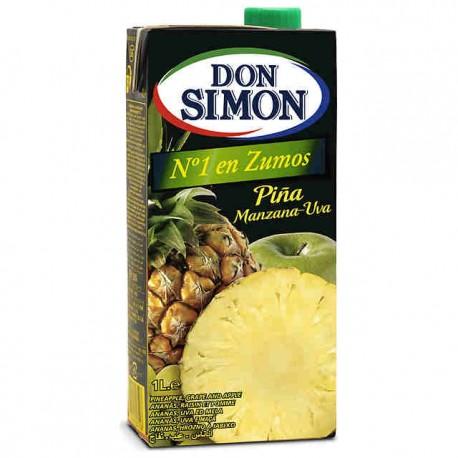Zumo Piña Don Simón 1l