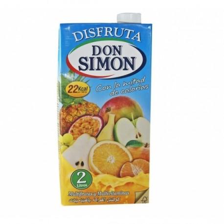 Don Simón Multifruta Néctar Sin Azúcar 2l