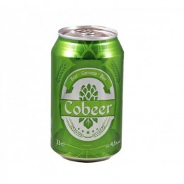 Cerveza Cobeer Lata 33cl