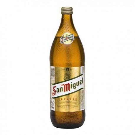 Cerveza Sant Miquel 1l