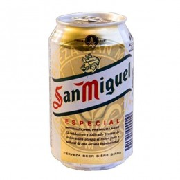 Cerveza Sant Miguel Lata 33cl