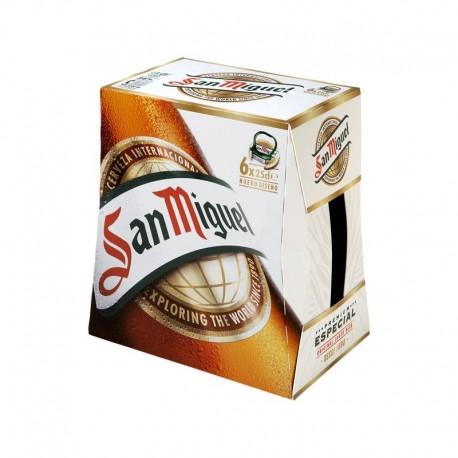 Cerveza Sant Miquel Pack 6u