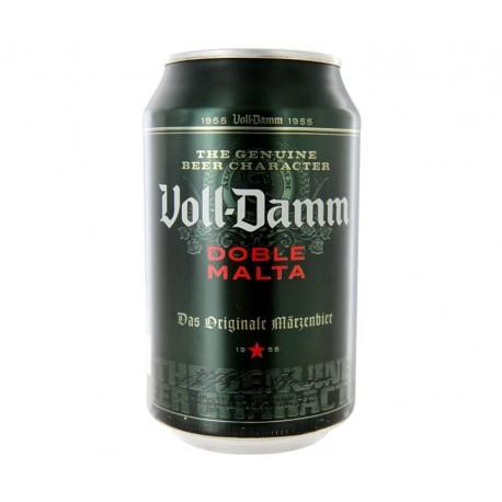 Cerveza Voll Damm Lata 33 cl