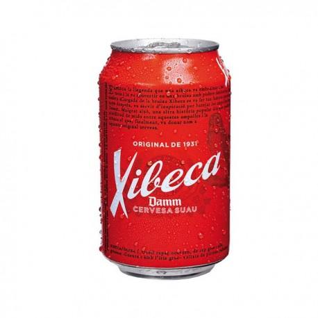 Cerveza Xibeca Lata 33cl