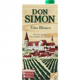 Vino Don Simón Blanco 1l
