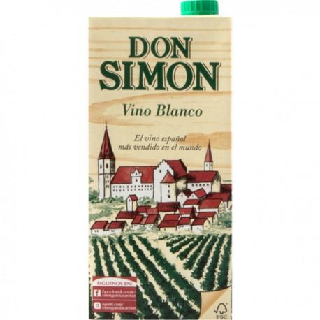 Vino Don Simón Blanco 1l