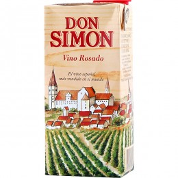 Vino Don Simón Rosado 1l