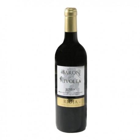 Vino Rioja Barón Rivolta Joven 75cl