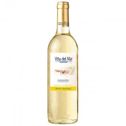 Vino Viña del Mar Blanco Semi 75cl