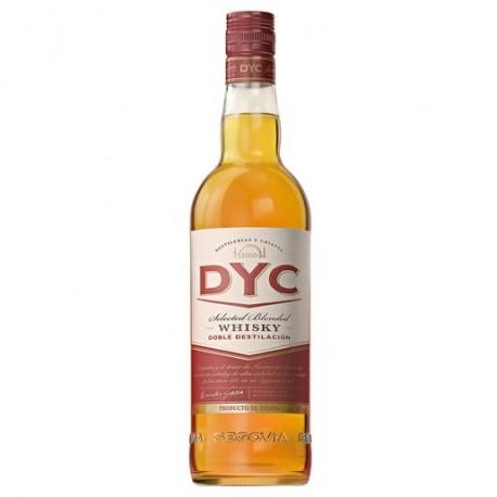 Whisky DYC 70cl