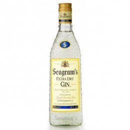 Ginebra Seagram's 70cl