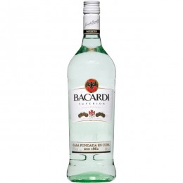 Ron Bacardi 100cl