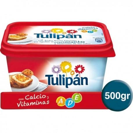 Margarina Tulipán 500grs