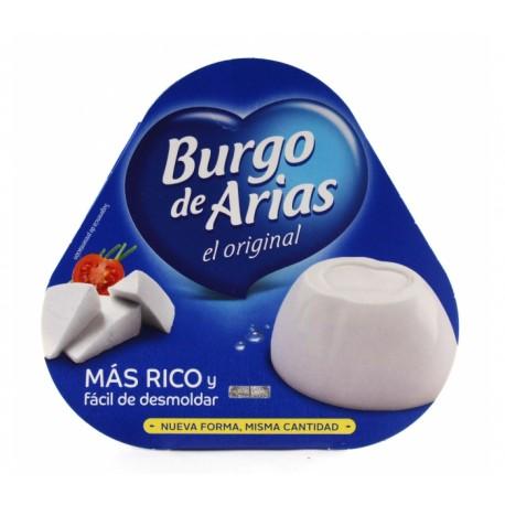 Queso Burgos de Arias Mini Natural