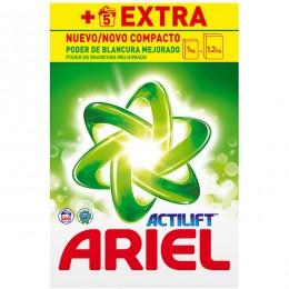 Detergente Ariel 45+5 cacitos