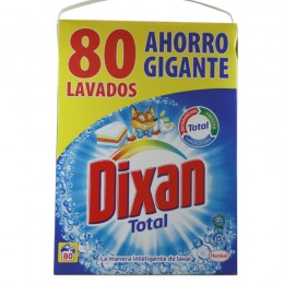 Detergente Dixan Maleta 80 cacitos