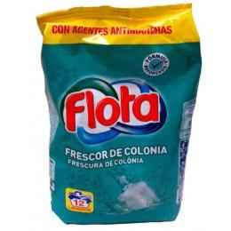 Detergente Flota Bolsa 12+2 cacitos