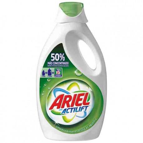 Detergente Liquido Ariel 28+3 dosis