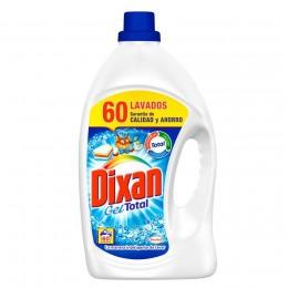 Detergente Liquido Dixan Gel 60 dosis