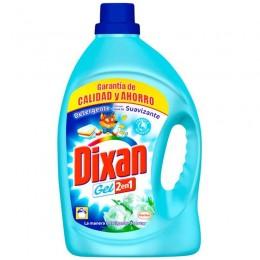 Detergente Liquido Dixan Gel Frescor