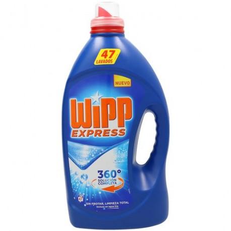 Detergente Liquido WIPP Estrella