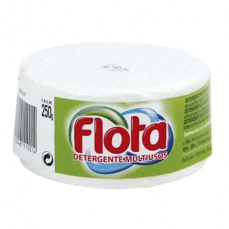 Detergente Flota normal Verde 250grs