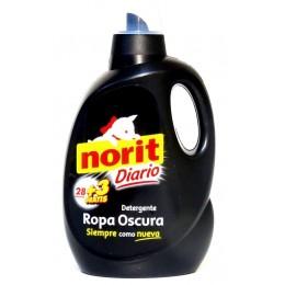 Detergente Liquido Norit Negro Delicado
