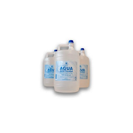 Agua Destilada Adesco 5l