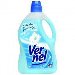 Suavizante Vernel Azul 36 lavs