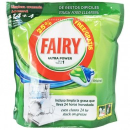 Lavavajillas Fairy 3 en 1