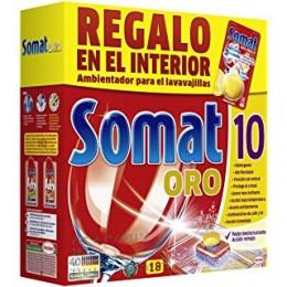 Lavavajillas Somatic 3 en 1