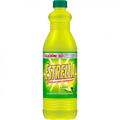 Lejía Estrella Limón 1,5l